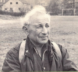 Benny Rothman in the 1980s : Photograph of Benny Rothman