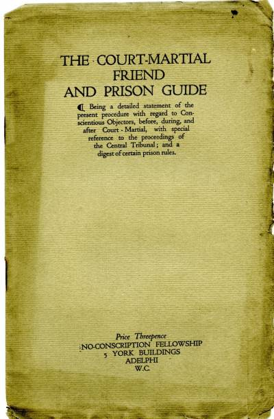 Cover of The Court Martial Friend