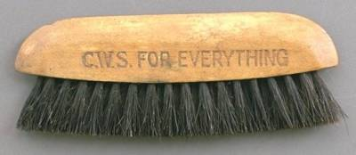 Co-operative Wholesale Society brush
