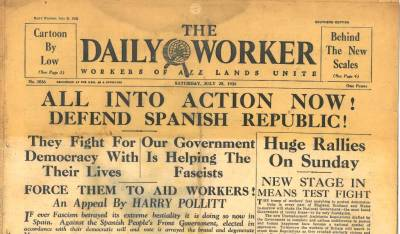 Image result for the daily worker