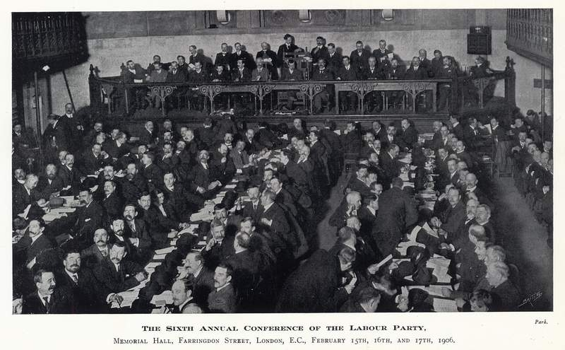 Labout Party conference 1906