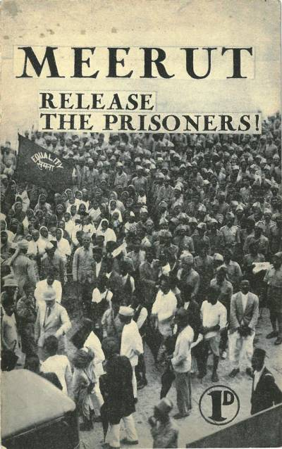 Cover of Meerut - release the prisoners