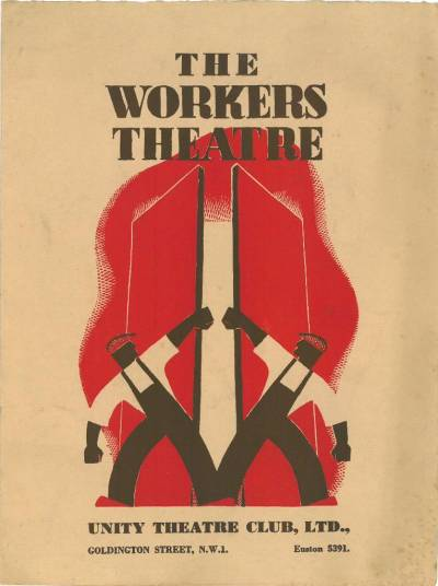Workers Theatre production of Aristocrats