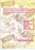 Pit and Factory Papers